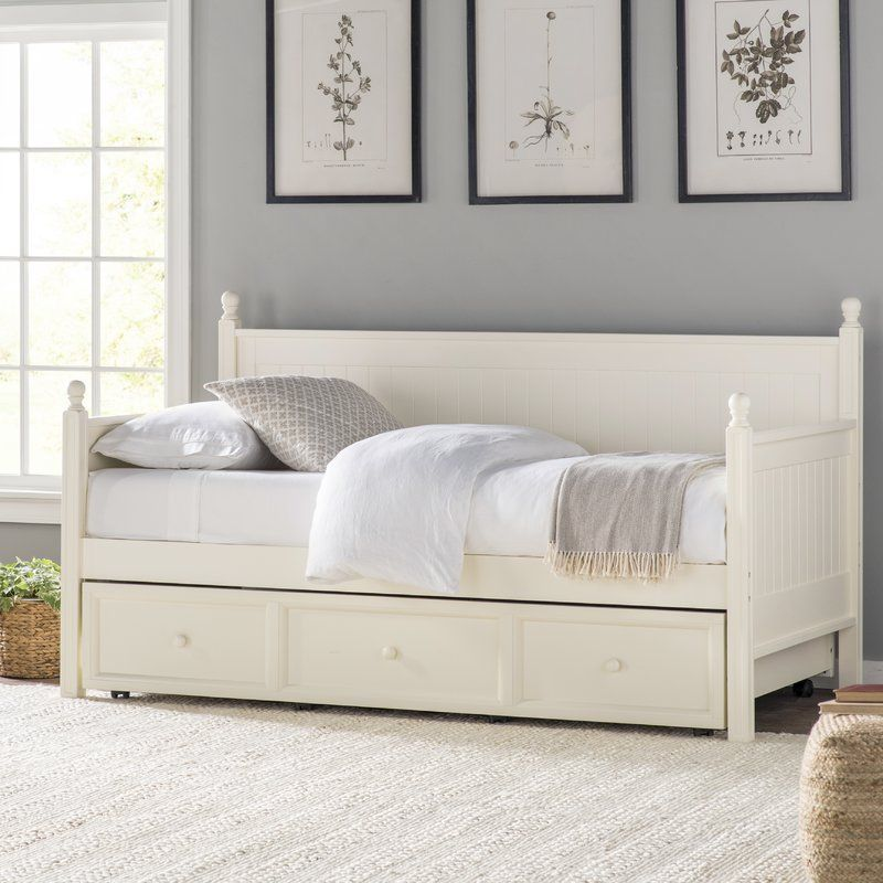 Hampton Daybed Daybed With Trundle Twin Daybed With Trundle