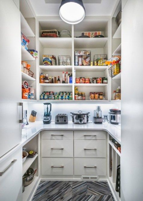 Amazing Pantry Ideas - Our Southern Home #pantryshelving