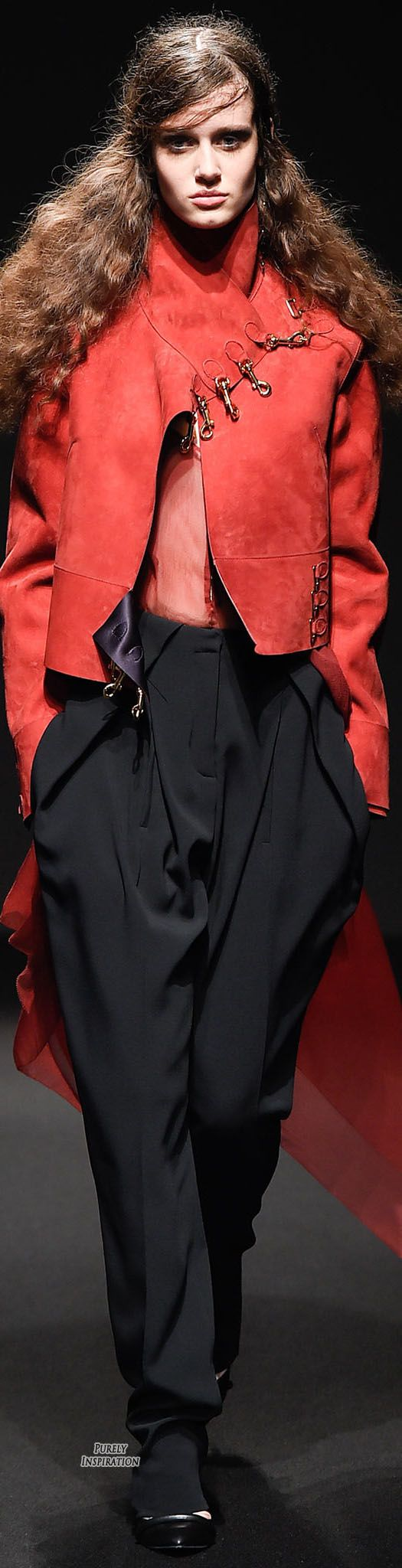 Esteban Cortazar FW2015 Women's Fashion RTW | Purely Inspiration