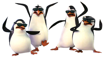 penguins of madagascar 2 smile and wave - Google Search