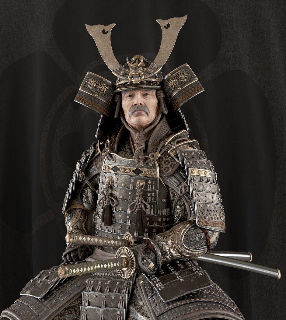 cgtalk samurai warrior arthur torres melero 3d cgs cgsociety
