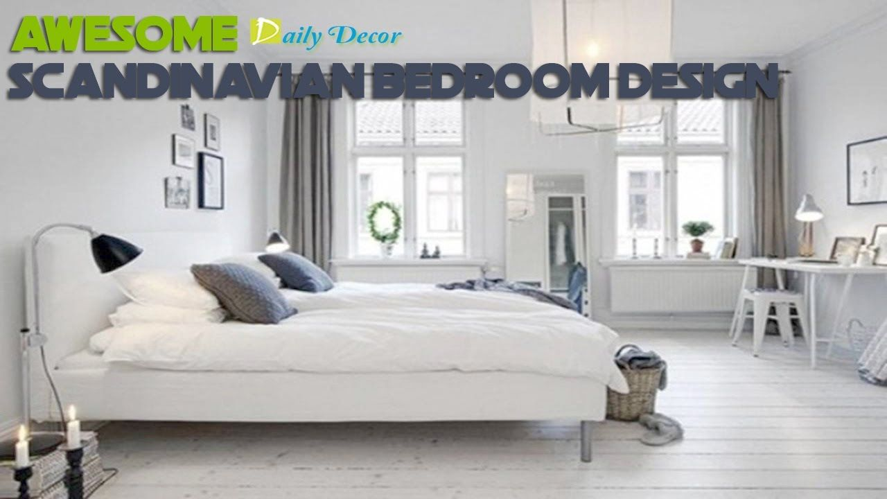 Awesome scandinavian bedroom design inspirations thank you for