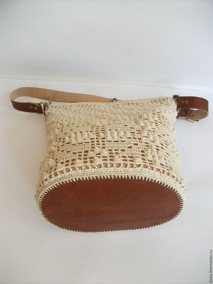 купить донышко для вязаной сумки из кожзама