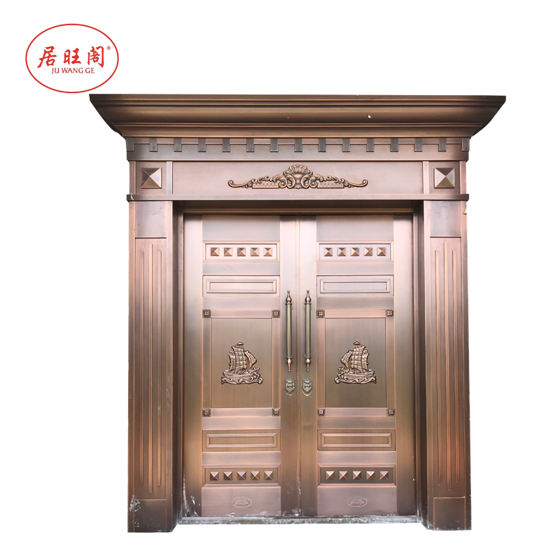 Source Luxury House Metal Main Exterior Front Copper Church Door For Sale On M Alibaba Com Main Door Design Door Gate Design Wooden Main Door Design