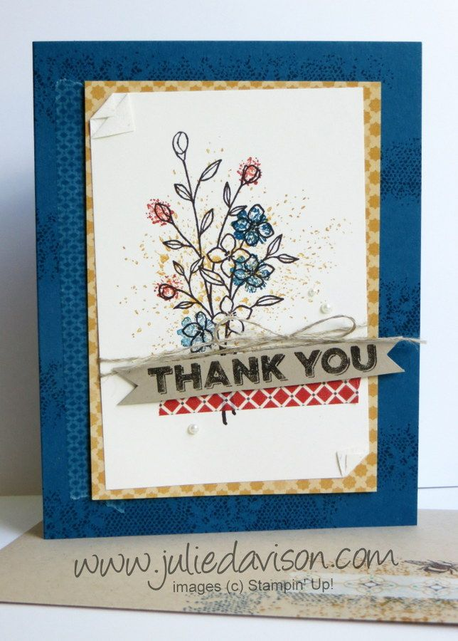 Card Making Ideas 2016 Part - 44: 2 Touches Of Texture Cards: Incentive Trip Make U0026 Takes (Julieu0027s Stamping  Spot)