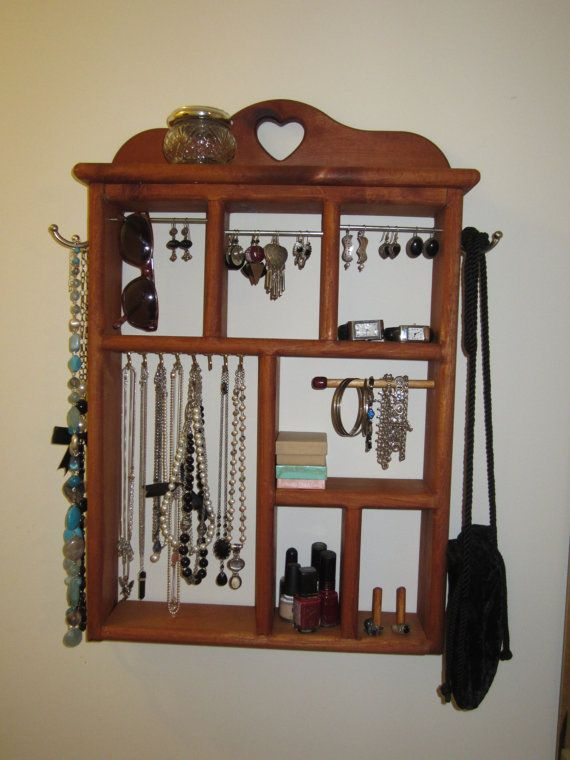 Jewelry Organizer Jewelry Holder Jewelry Storage Cabinet