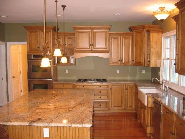 Homes Modern Wooden Kitchen Cabinets Designs Ideas Cheap