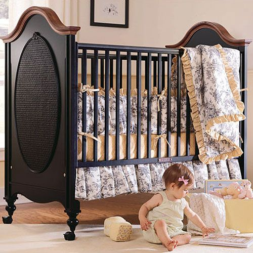 oval cribs for babies | ... Necessities in Interior Design Guide ...