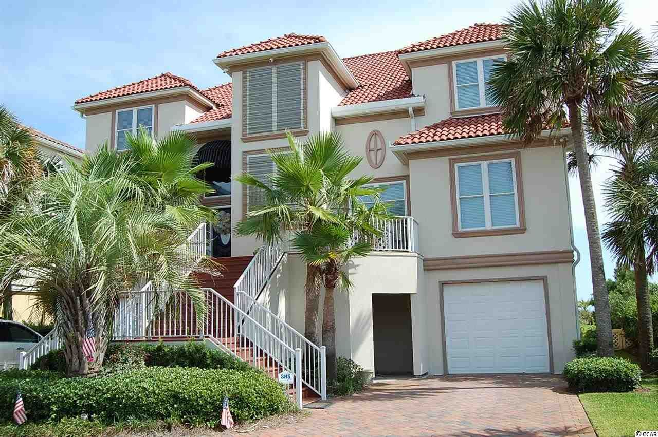 North Myrtle Beach Oceanfront Homes For Sale. View homes