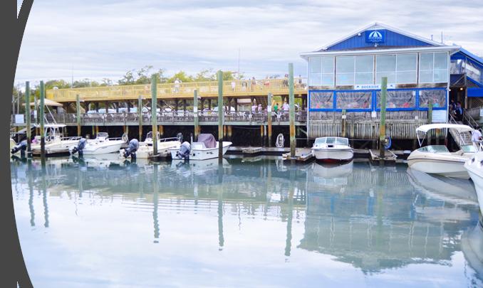 Dockside Restaurant And Bar Marina Wrightsville Beach Nc