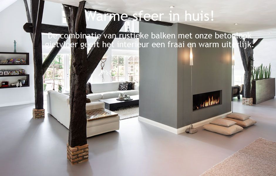 Rustieke Woonkeuken Gietvloer : Gietvloer keuken google zoeken living rooms deco