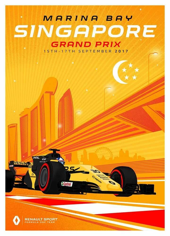 Formula 1 Prints