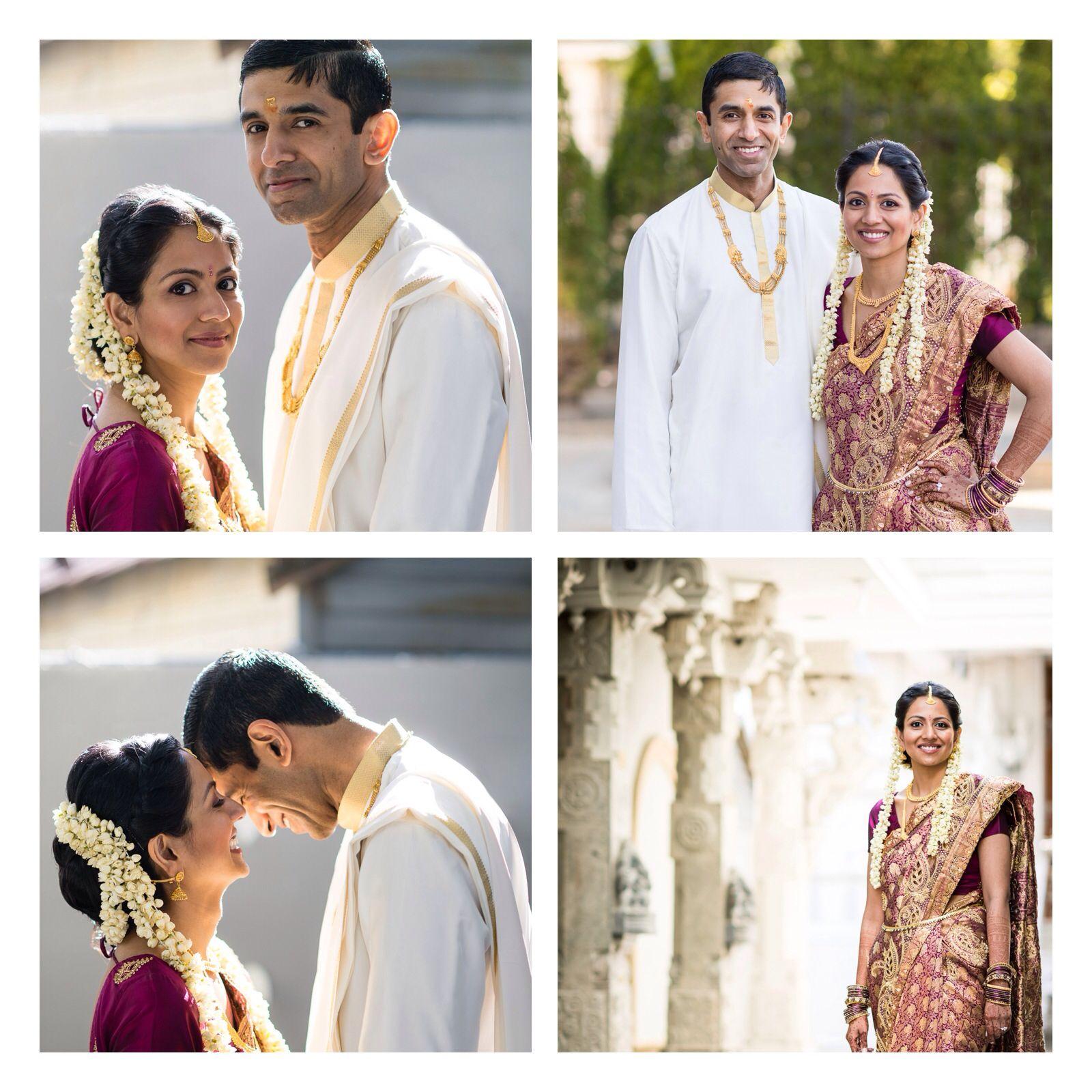 Traditional South Indian Bride By Sanjana Vaswani, SV Bridal ...