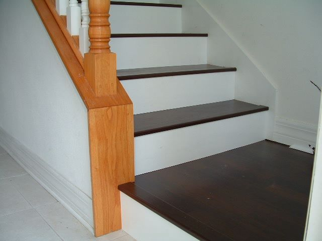 Mohawk Laminate On Stairs Laminate Flooring On Stairs