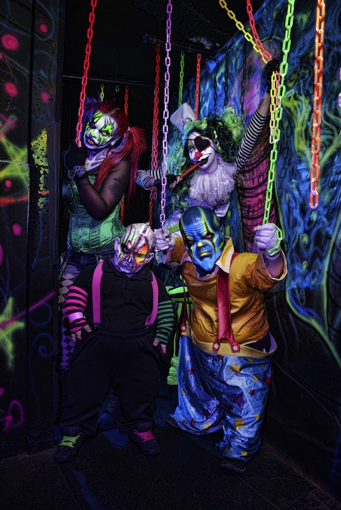 Fright Dome Las Vegas Events in 2019 Halloween circus