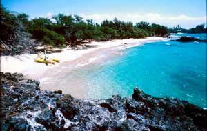 Hawaii State Parks U003e Parks U003e Hawaii U003e Hapuna Beach State Recreation Area.  Has A