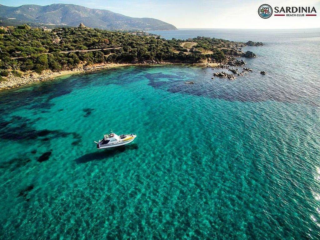 Baia Azzurra di Quartu Sant'Elena | Sardegna, Baie, Vacanze