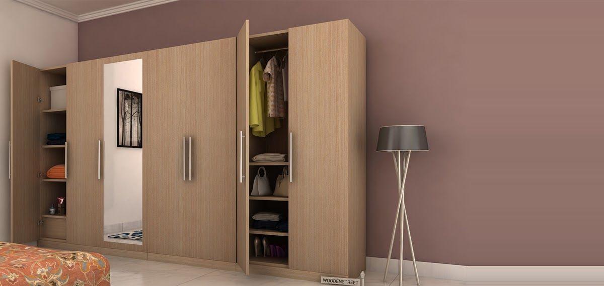 Wardrobe Design Latest Modular Wardrobes Online India Buy ...