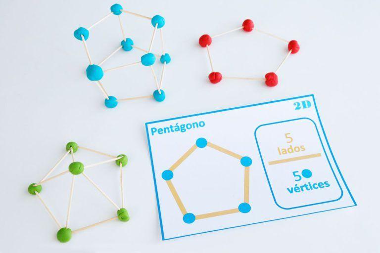 Figuras Geométricas Que Derivan De La Figura En 2 Dimensiones Figuras Geometricas Primaria Actividades De Figuras Geometricas Figuras Geometricas Planas
