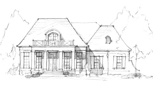 architecture houses sketch. Sketch-of-the-week-2 Architecture Houses Sketch E