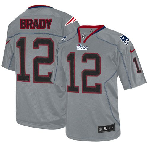 Men/'s New England Patriots Tom Brady #12 Limited Mens Jersey