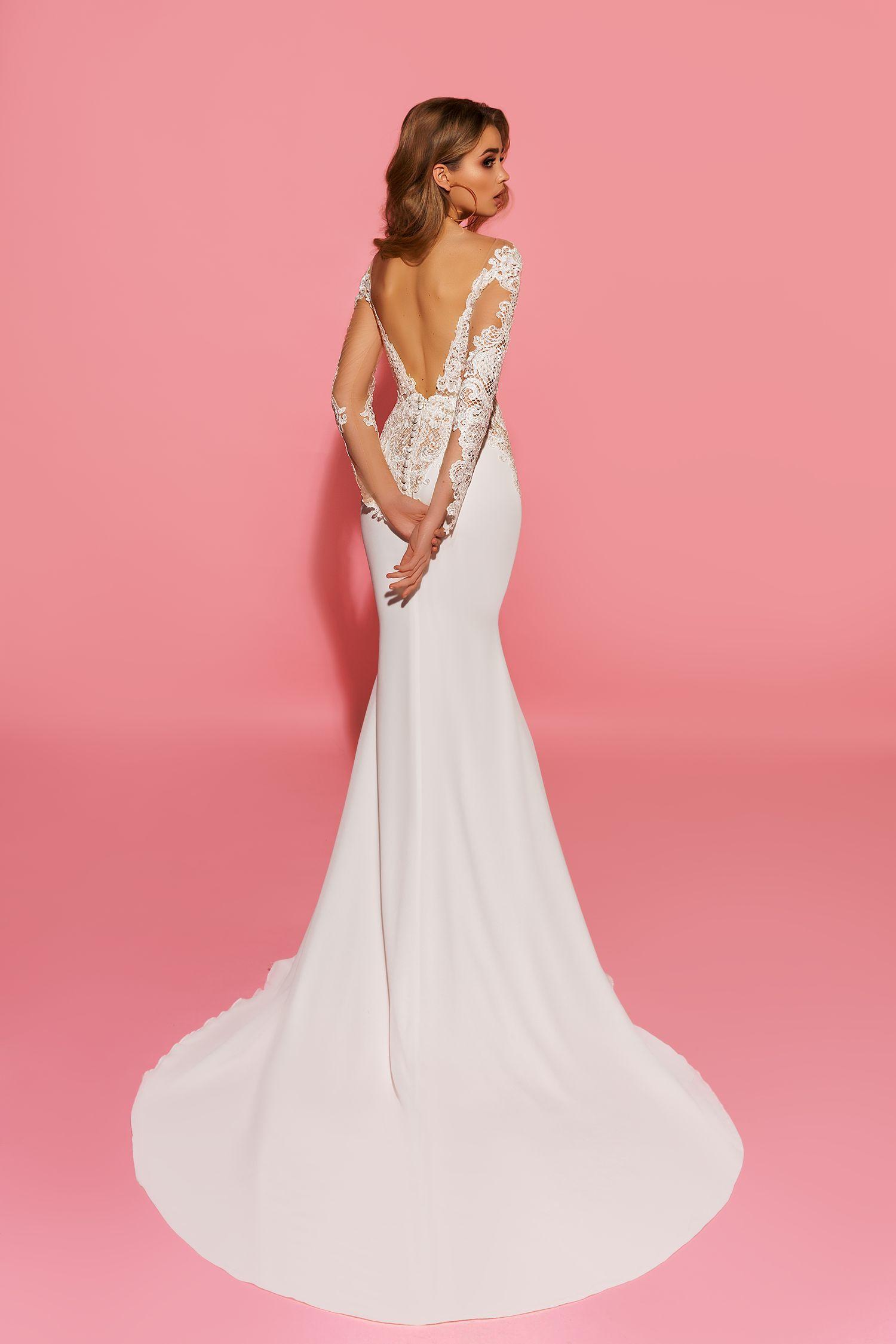 Susan wedding dress. Eva Lendel Pink Collection   #1 bridal gowns ...