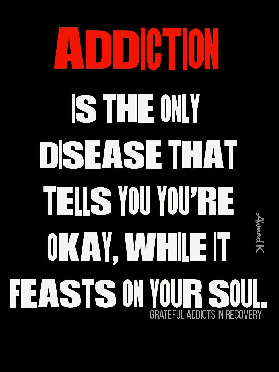 Inspirational Recovery Quotes Pingrateful Addicts In Recovery On Recovery Quotes And Sayings
