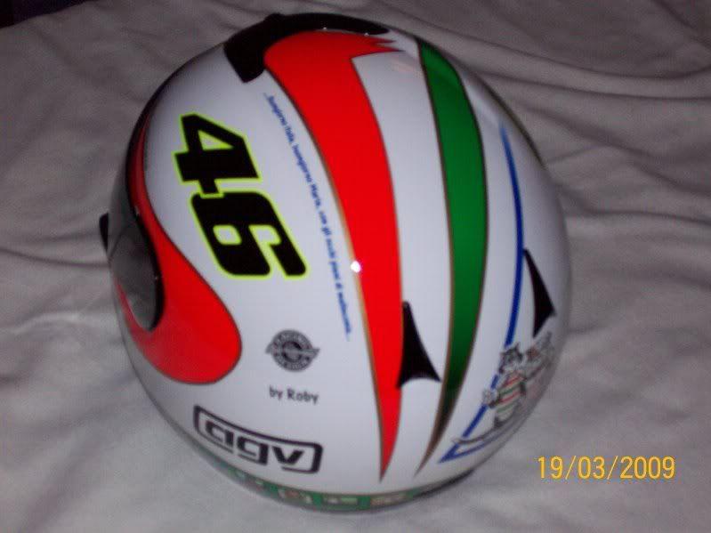Agv K2 Valentino Rossi Graziano Rossi Tribute Mugello Replica Valentino Rossi Motorcycle Gear Tribute