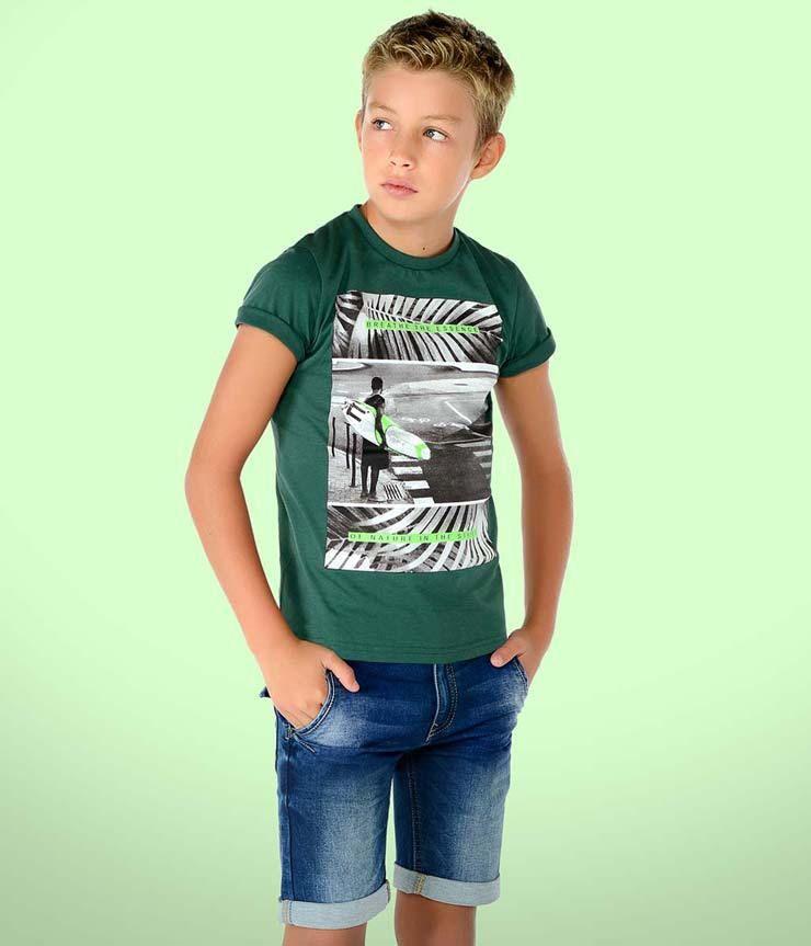 f793385c29a3 Mayoral Lookbook Boys Spring Summer 2018 – kids on the runway
