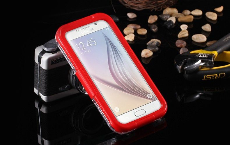 Galaxy S6/ S6edge Waterproof/ Shockproof/ Dustproof Case