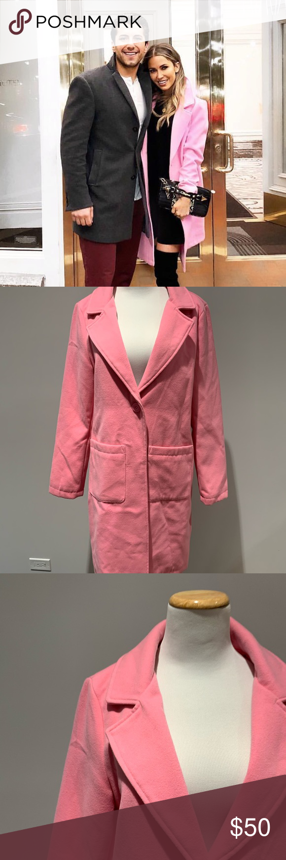 Target Wild Fable Pink Peacoat Women S Size Medium Peacoat Women Pink Peacoat Peacoat Womens [ 1740 x 580 Pixel ]