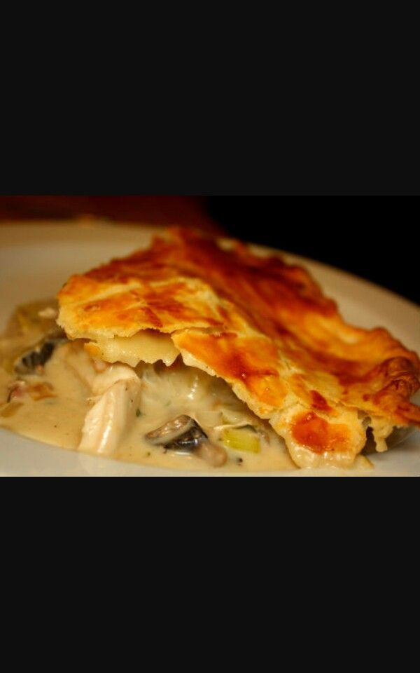 Kylling pie