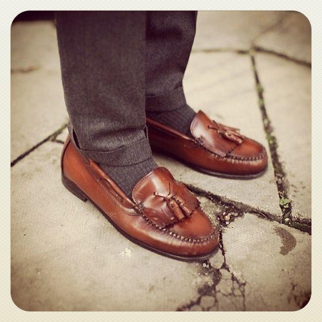 TASSEL LOAFERS @bcnpreppy | Zapatos hombre, Mocasines, Zapatos