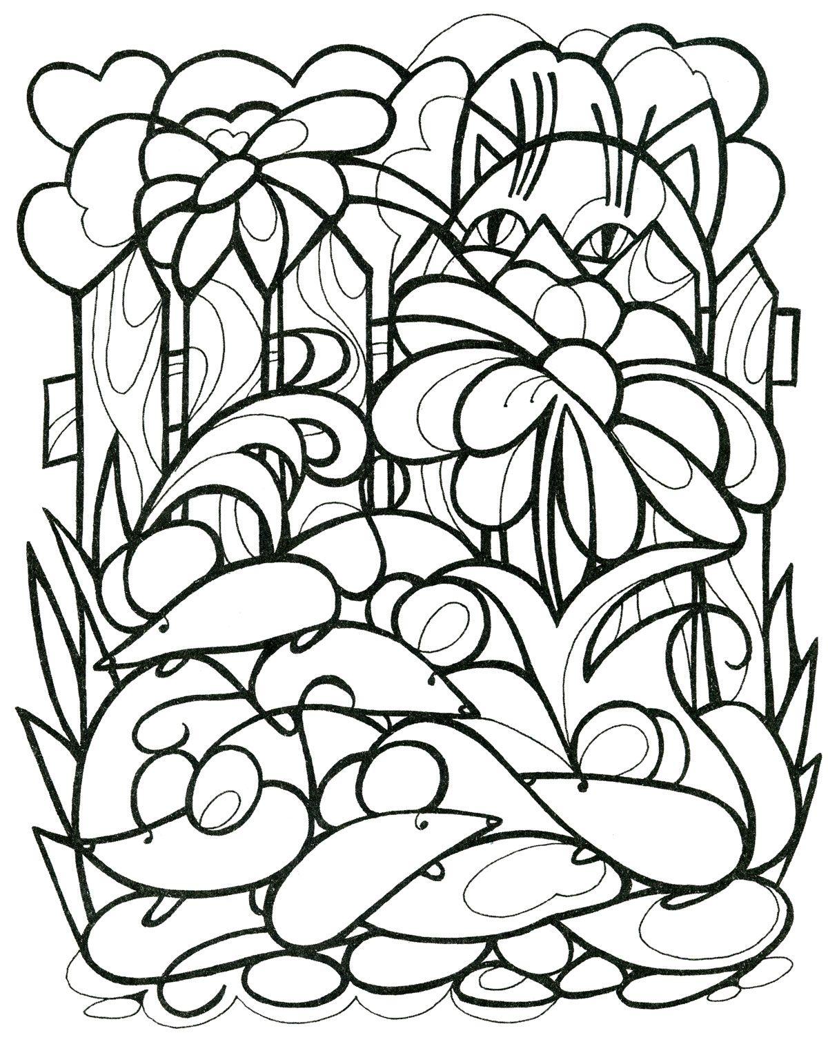 f rbung mit bungen f r kinder ab 3 jahren coloring pages pinterest paper clip and clip art. Black Bedroom Furniture Sets. Home Design Ideas