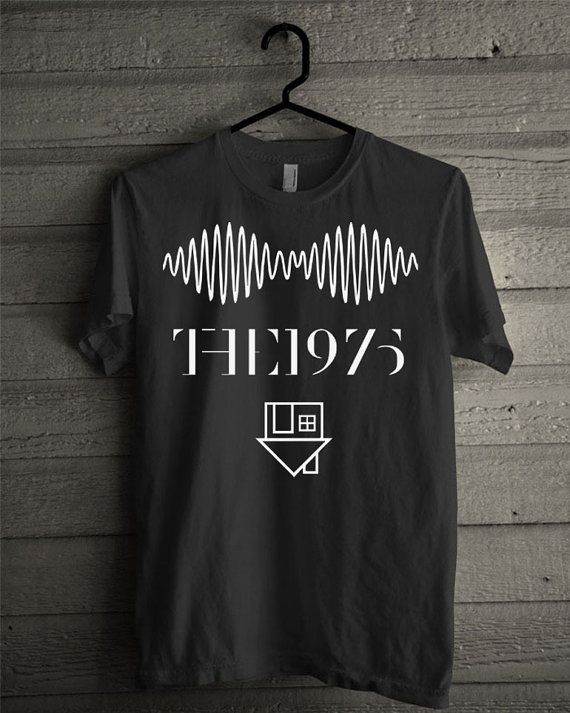 arctic monkey, the 1975, the neighbourhood Screen print Funny shirt for t shirt mens and t shirt girl size s, m, l, xl, xxl on Etsy, $16.87