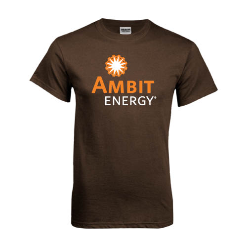 Ambit Energy Ambit Energy Brown T Shirt Ambit Energy Brown Tshirt Shirts