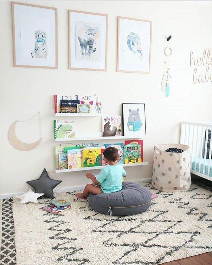 Playroom Ideas To