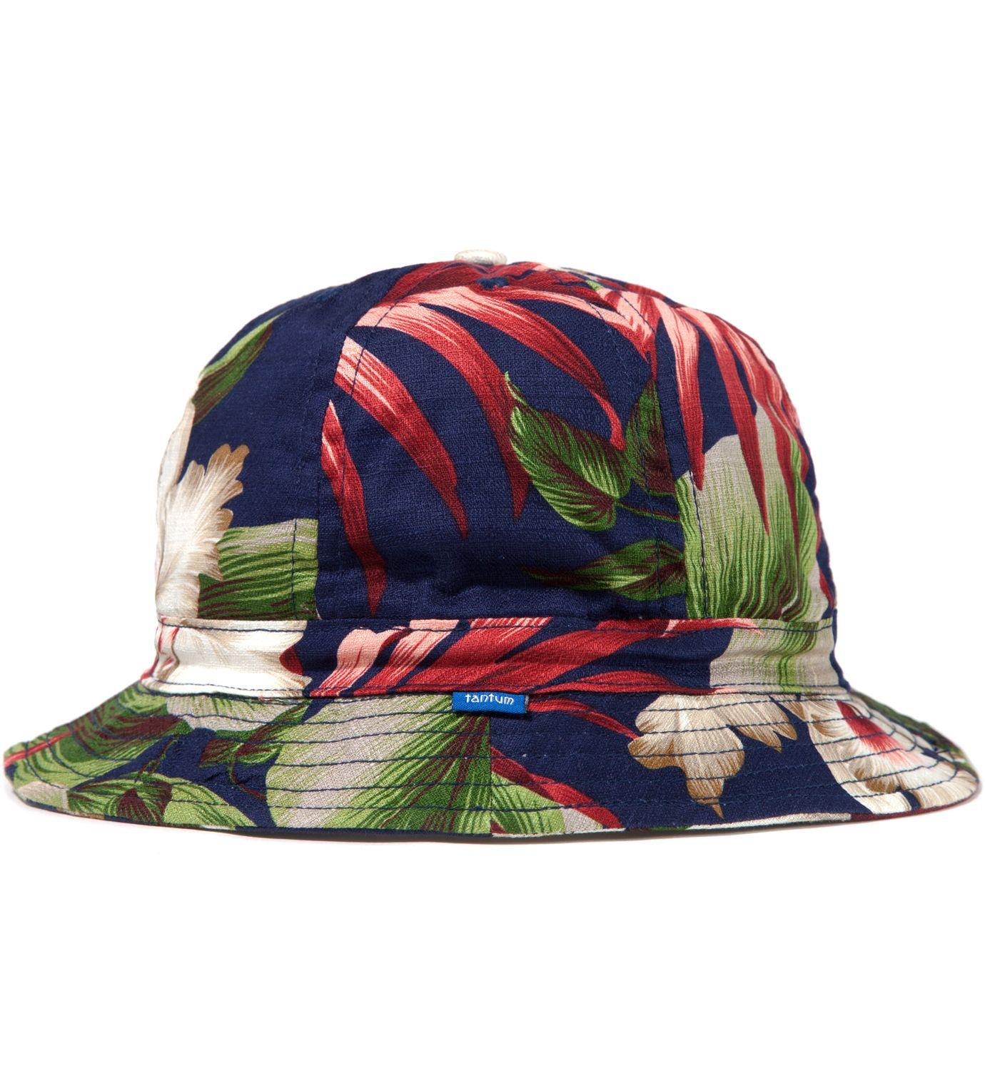 Hawaiian Liberty Bucket Hat