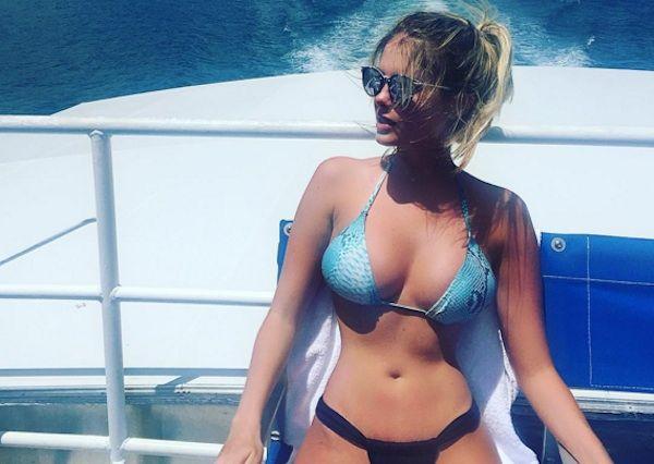 Gshow: De férias na Austrália, Bárbara Evans exibe lindo ...