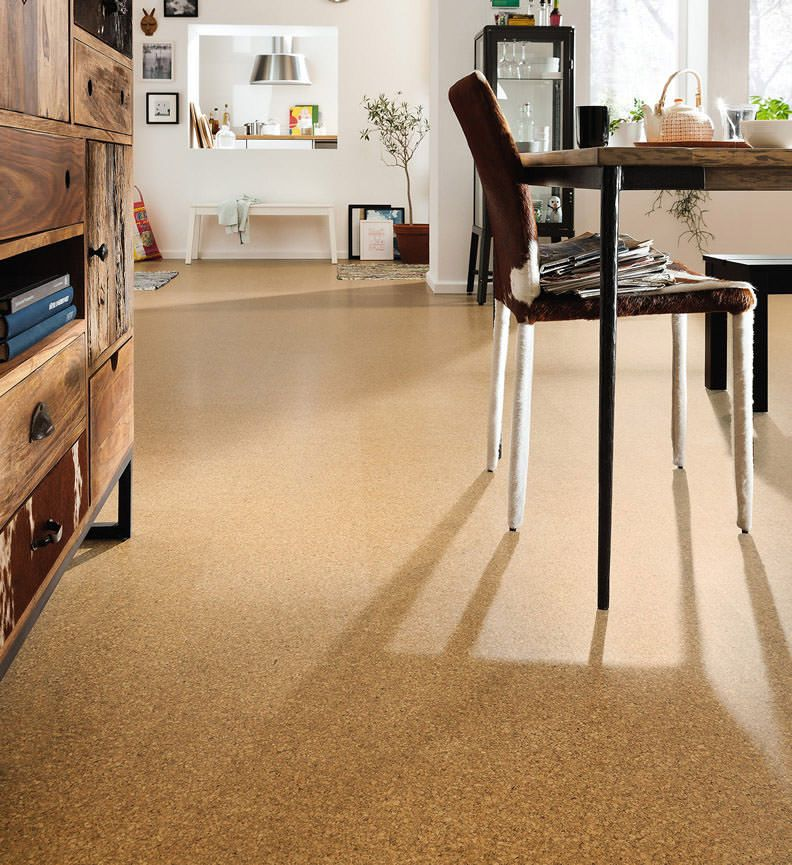 Haro Cork Floor Corkett Sirio Nature Permadur Finish Top Connect