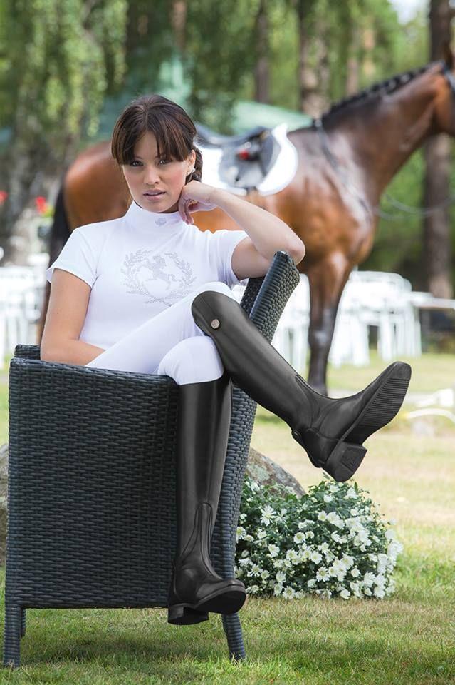 Equitación, Ecuestre 2019 nueva moda de primavera botas de