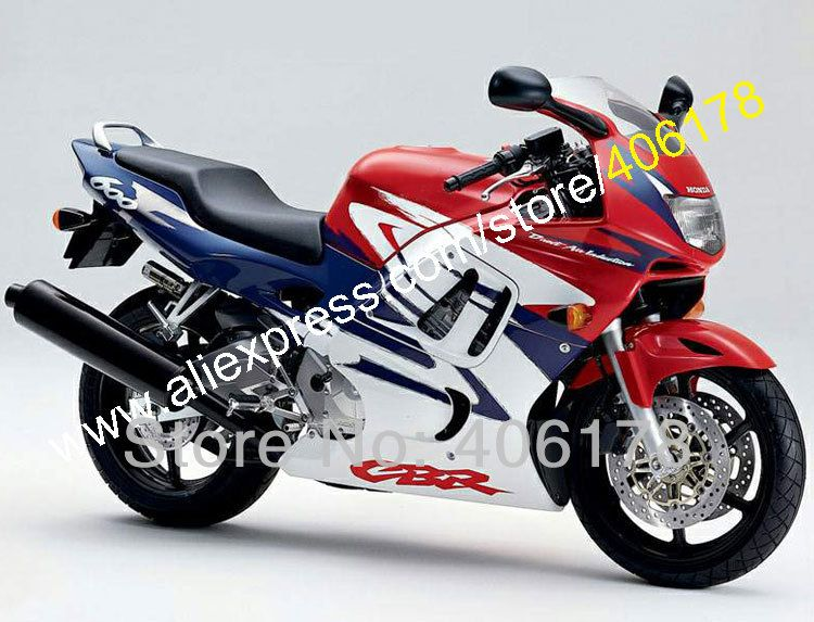 Hot Sales Hot Popular Multi Color Abs Fairing For Honda Cbr600f3 97 98 Cbr 600 F3 1997 1998 Body Kit Injection Molding Honda Cbr 600 Honda Cbr Cbr 600