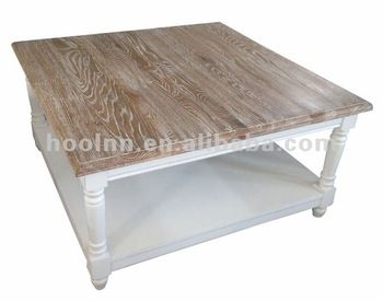 French White Wash Furniture White Wash For Bookcase To The Side Of The Fireplace Coffee Table Wood Oak Coffee Table Whitewash Coffee Table