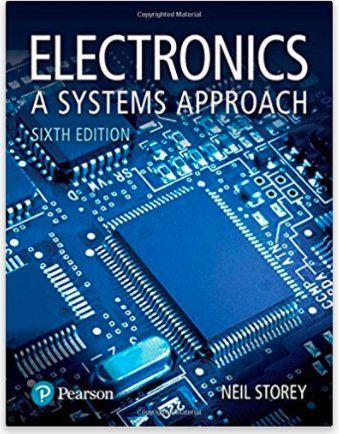 Neil Storey Electronics A Systems Approach Pdf