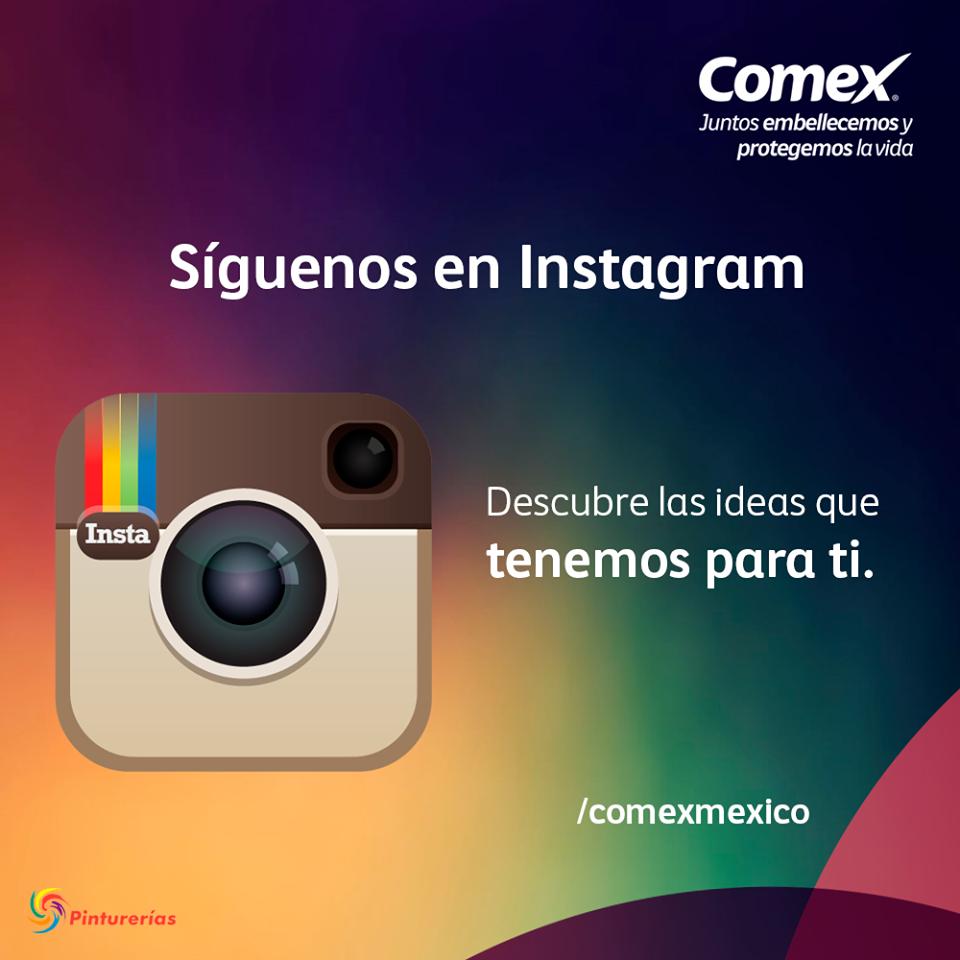 Comparte tus fotos de #color en el #instagram Comexmexico. #ComexPinturerías