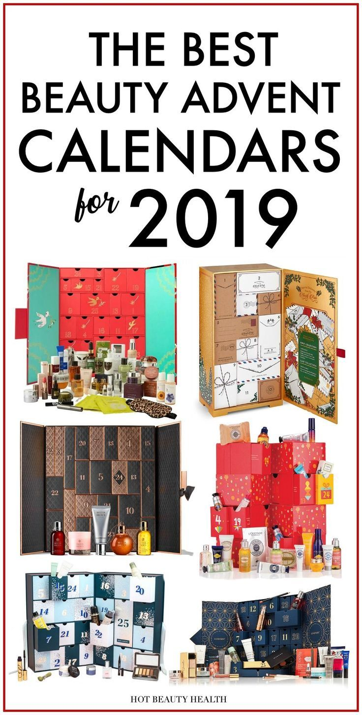 96 Best Beauty Advent Calendars for Christmas 2019 Best