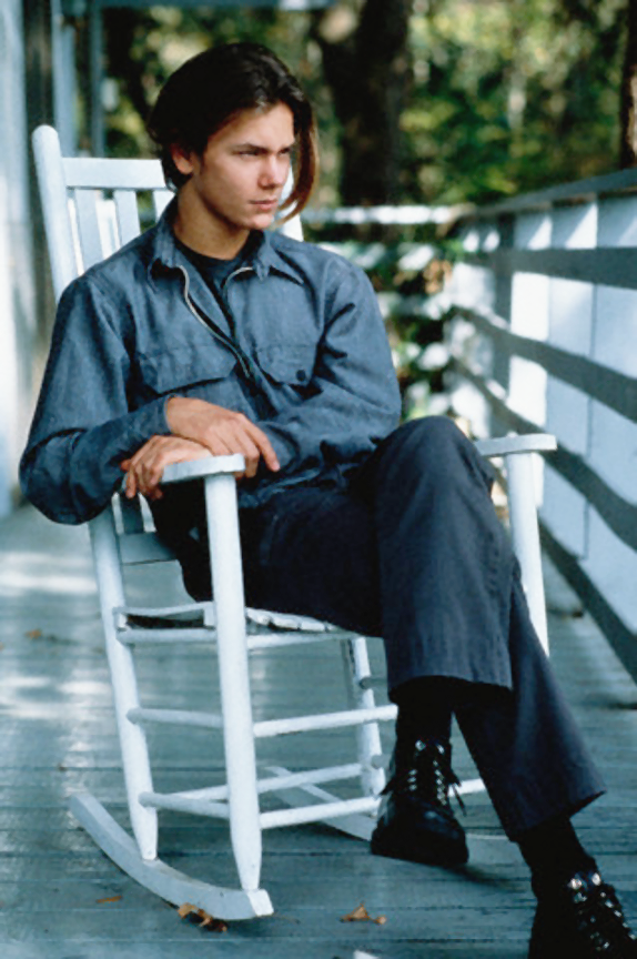 River Phoenix . you beautiful wild soul .  in peace forever , love :)