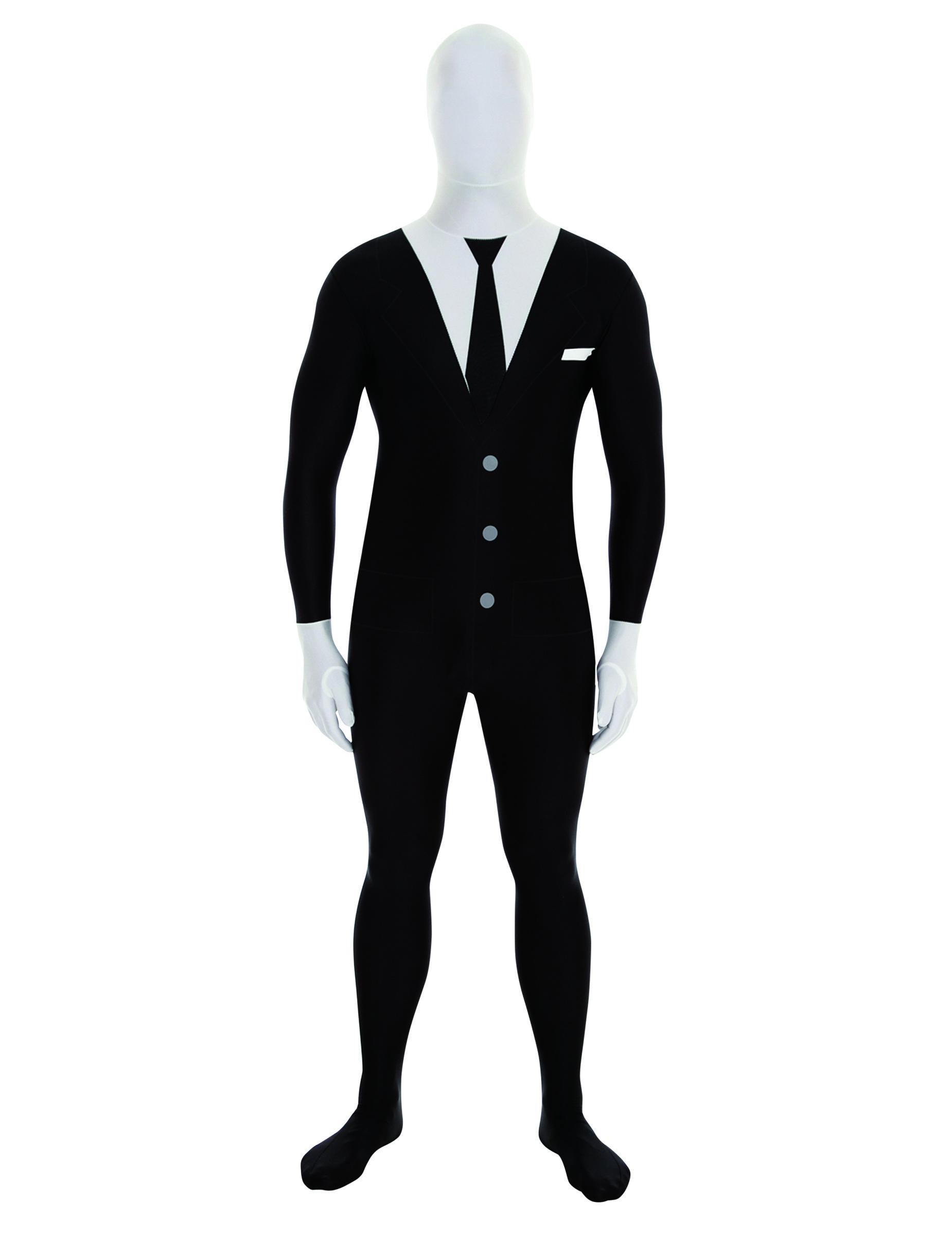 Disfraz Morphsuits™ Slender Man adulto  effb8a8ce4e