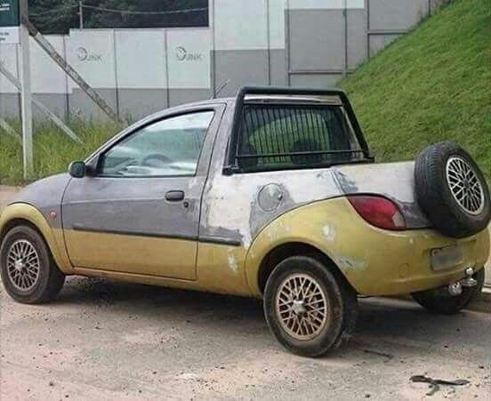 Em Resposta Ao Fiat Toro E Ao Renault Orock A Ford Lanca O Ka