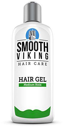 Medium Hold Hair Gel for Men - Best Styling Gel for Short ...